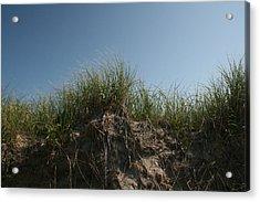 Sand Dunes IIi Acrylic Print by Jeff Porter