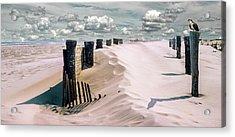Sand Acrylic Print