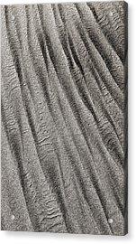 Sand Waves Acrylic Print