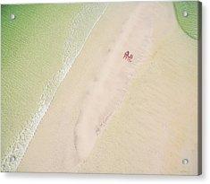 Sandbar Time Acrylic Print