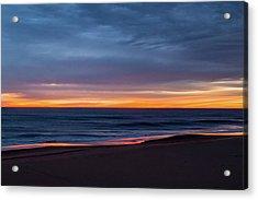 Sandbridge Sunrise Acrylic Print