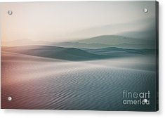 Sands Sunset Acrylic Print