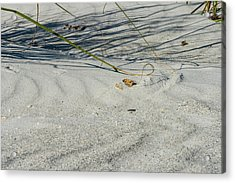 Sandscapes Acrylic Print