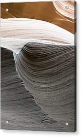 Sandstone Abstract Acrylic Print