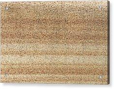 Sandstone No. 72-1 Acrylic Print