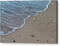 Sandy Acrylic Print