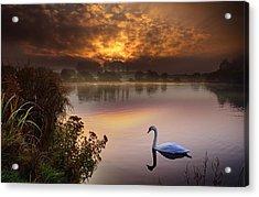 Sandy Water Park 2 Acrylic Print