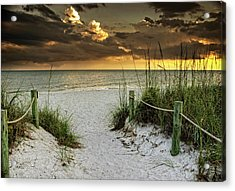 Sanibel Island Beach Access Acrylic Print