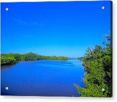 Sanibel Island, Florida Acrylic Print
