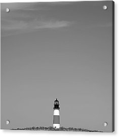 Sankaty Head Lighthouse Nantucket Acrylic Print