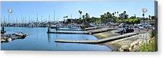 Santa Barbara Marina Acrylic Print