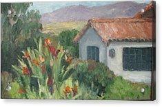Santa Barbara Views Acrylic Print