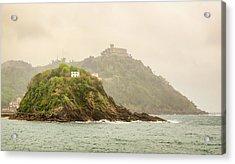 Santa Clara Island Acrylic Print