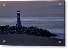 Walton Lighthouse Early Morning Acrylic Print