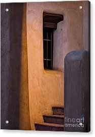 Santa Fe Steps Acrylic Print