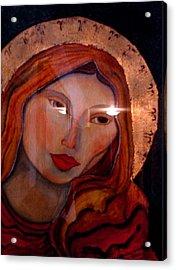 Santa Marta 2 Acrylic Print by Teodoro De La Santa