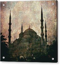 Santa Sofia - Istanbul Acrylic Print