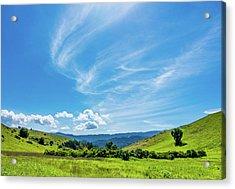 Santa Teresa County Park Acrylic Print