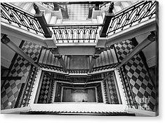 Sao Paulo - Gorgeous Staircases Acrylic Print