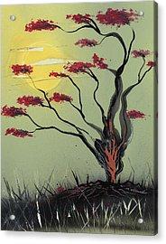 Sapling Acrylic Print