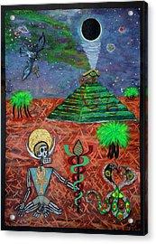 Saqqara Cooomplete Acrylic Print