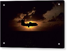 Sar Tracker Acrylic Print by Mike Ray