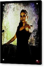 Sarah 1 Acrylic Print
