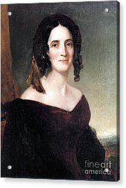 Sarah Polk, First Lady Acrylic Print by Science Source