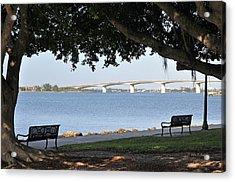 Sarasota Life 03 Acrylic Print