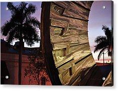 Sarasota Nights Acrylic Print