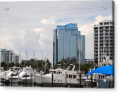 Sarasota Acrylic Print by Steven Scott