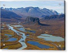 Sarek Nationalpark Acrylic Print