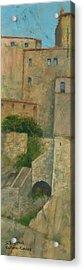 Sartene Corsica Acrylic Print