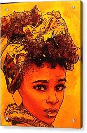 Sassy  Acrylic Print