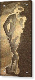 Satyr Backlit Acrylic Print