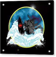 Sauron Jon Acrylic Print