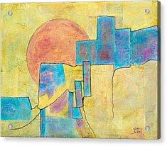 Sausalito Acrylic Print
