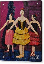Savannah Acrylic Print by Reb Frost