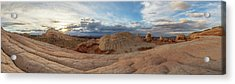 Acrylic Print featuring the photograph Savor The Solitude by Dustin LeFevre