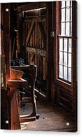 Batsto Saw Mill Acrylic Print