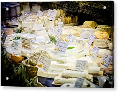 Acrylic Print featuring the photograph Say Cheese by Jason Smith