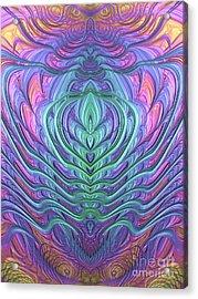 Scarab Acrylic Print