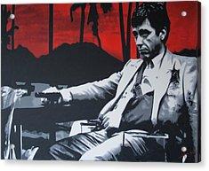 Scarface - Sunset 2013 Acrylic Print
