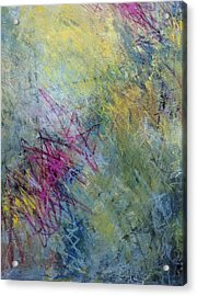 Scatter Acrylic Print