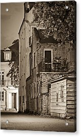 Scene From Yesteryear #2 Acrylic Print by Andrew Crispi
