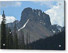 Mountain Scenery Hwy 14 Co Acrylic Print