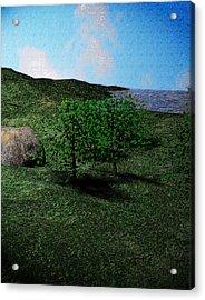 Scenery Acrylic Print