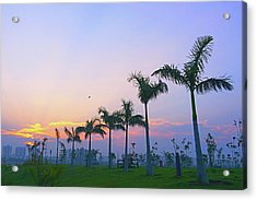 Scenic Beauty Acrylic Print