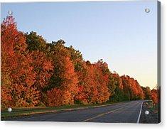 Scenic Route Acrylic Print