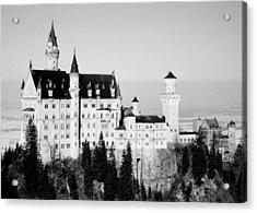 Schloss Neuschwanstein Acrylic Print by Juergen Weiss